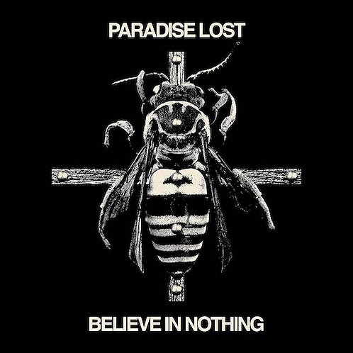 PARADISE LOST - Believe In Nothing (LP Black)