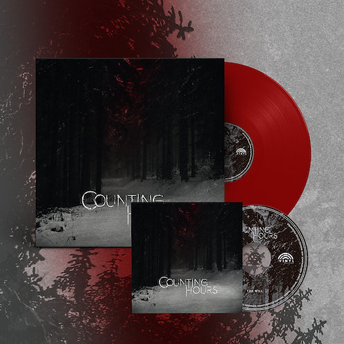COUNTING HOURS - The Will (LP+CD Bundle)