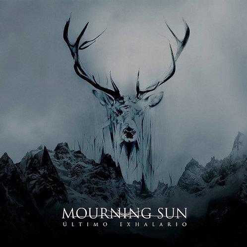 mourning sun ultimo exhalario lp vinilo