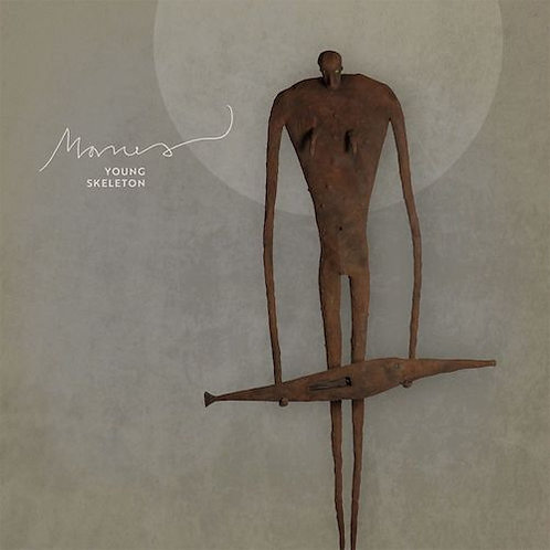 """MANES - Young Skeleton (7"""" EP)"""