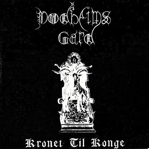 DØDHEIMSGARD - Kronet Til Konge (LP)