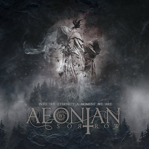 AEONIAN SORROW - Into the Eternity A Moment We Are (2LP Gatefold)