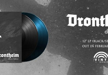 DRONTHEIM - Down Below (LP preorder)
