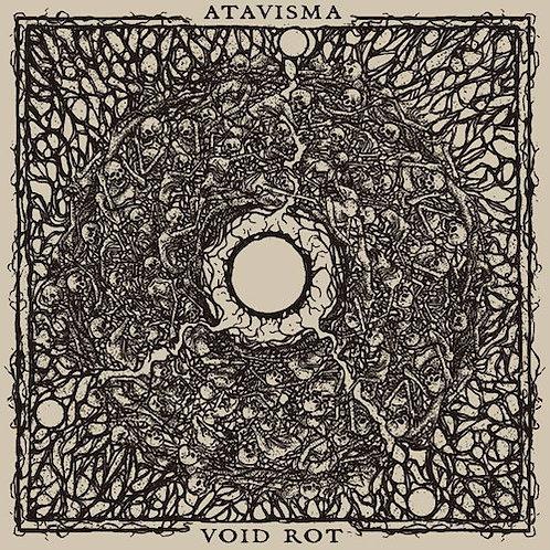 ATAVISMA/VOID ROT - Split (LP)