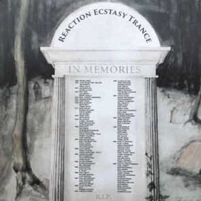 REACTION ECSTASY TRANCE - In Memories (2LP)