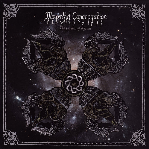 MOURNFUL CONGREGATION – The Incubus Of Karma (2LP)