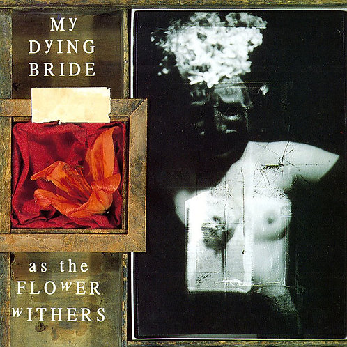 MY DYING BRIDE - As The Flower Withers (LP)