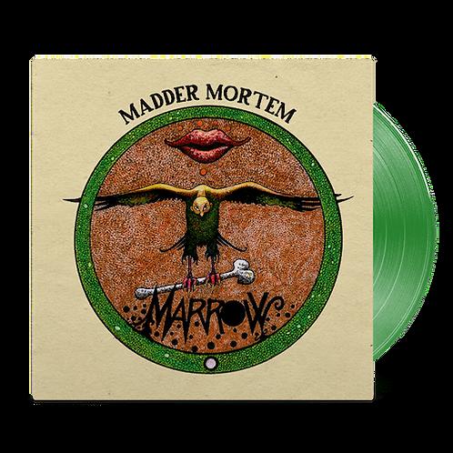 MADDER MORTEM - Marrow (LP Green)