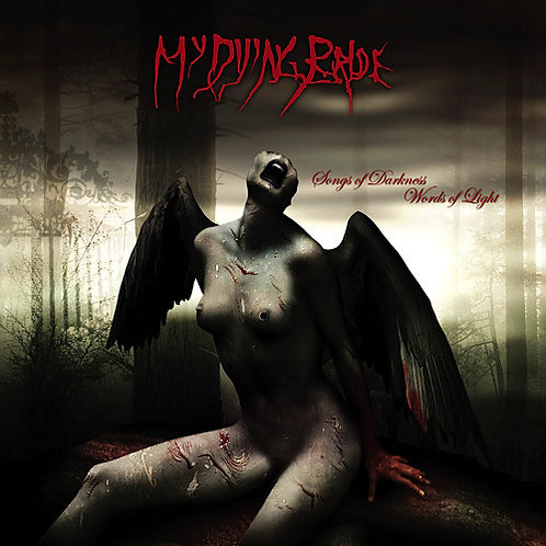 MY DYING BRIDE - Songs Of Darkness, Words Of Light (2LP)