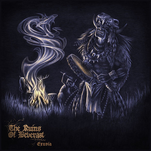 THE RUINS OF BEVERAST - Exuvia (2LP Blue)