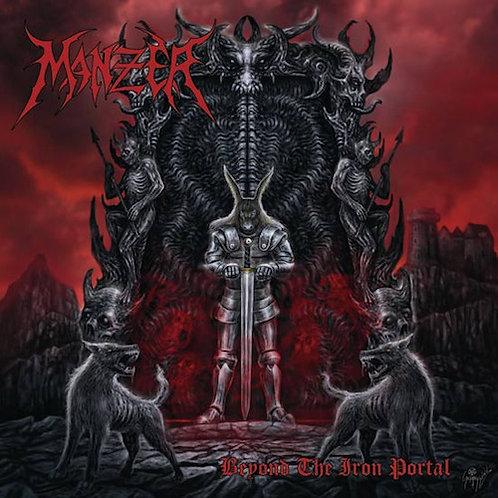 MANZER - Beyond The Iron Portal (LP)