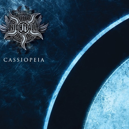 NIGHTFALL - Cassiopeia (LP Gatefold)