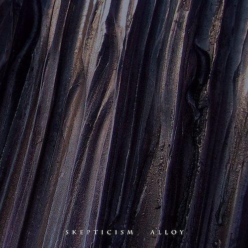SKEPTICISM - Alloy + Aes (2LP Gatefold)