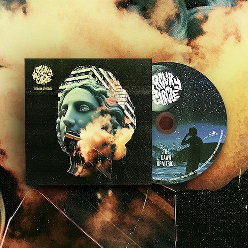 MERCURY CIRCLE - The Dawn Of Vitriol (Digipack EP)