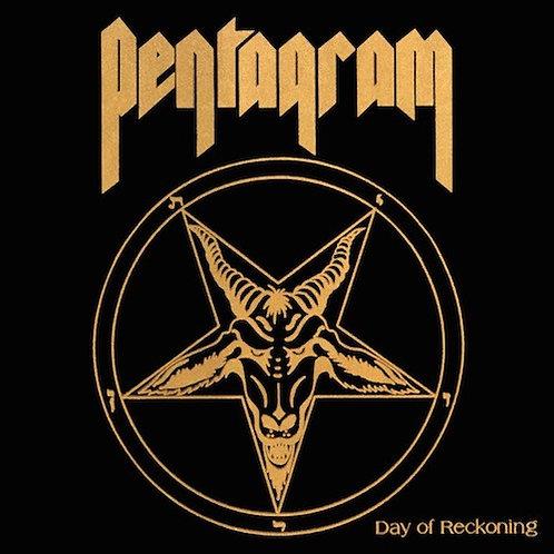 PENTAGRAM - Day Of Reckoning (LP)