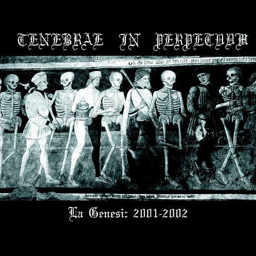 TENEBRAE IN PERPETUUM - La Genesi: 2001-2002 (LP)