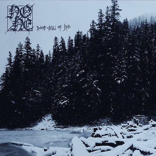 NONE - Damp Chill of Life (LP)