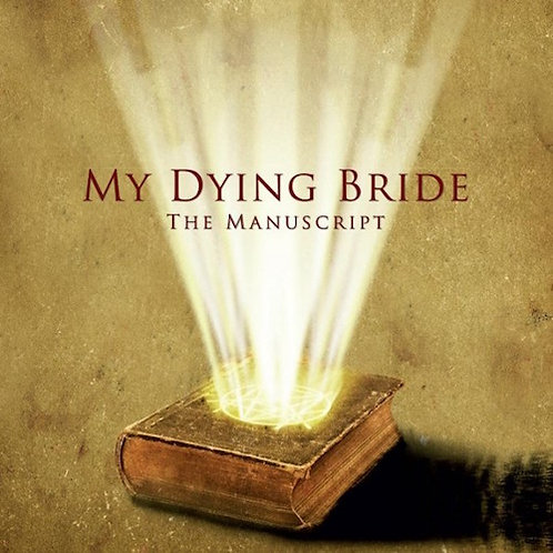 """MY DYING BRIDE - The Manuscript (12"""" EP)"""