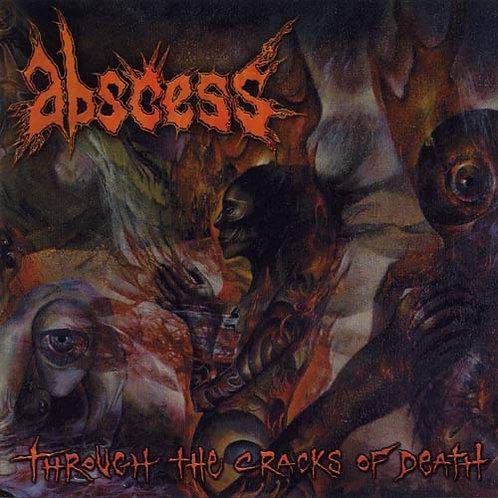 ABSCESS - Through The Cracks Of Death (LP)