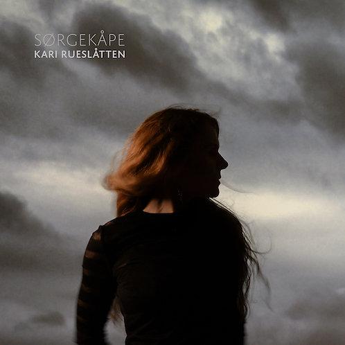 KARI RUESLÅTTEN - Sørgekåpe (LP Black)
