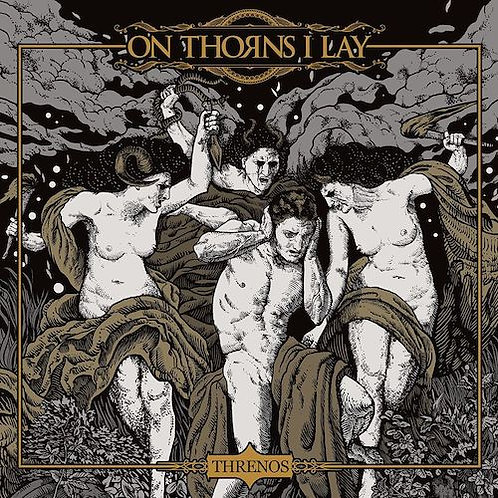ON THORNS I LAY - Threnos (2LP)
