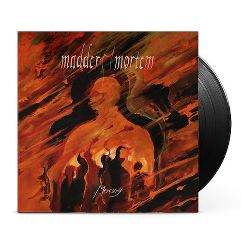 MADDER MORTEM - Mercury (LP + CD)