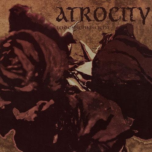 ATROCITY - Todessehnsucht (LP Red)