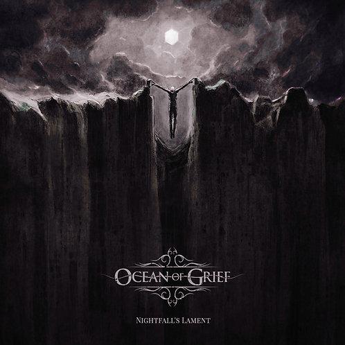 OCEAN OF GRIEF - Nightfall's Lament (LP)
