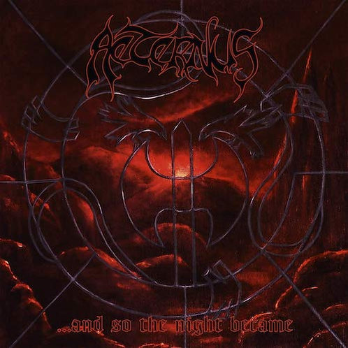 AETERNUS - ... And So The Night Became (2LP Red)