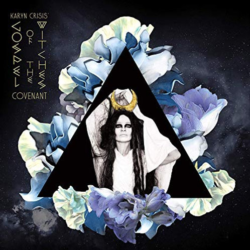 KARYN CRISIS´ GOSPEL OF THE WITCHES - Covenant (2LP Pink)