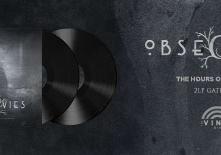 OBSEQVIES - The Hours Of My Wake vinyl preorder