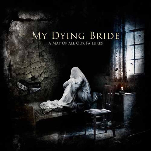 MY DYING BRIDE - A Map Of All Our Failures (2LP)