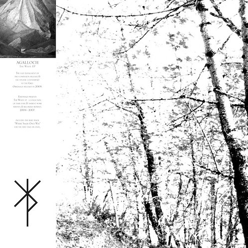 AGALLOCH - The White EP (Limited)