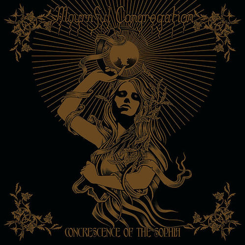 MOURNFUL CONGREGATION - Concrescence Of The Sophia (MLP Bronze)