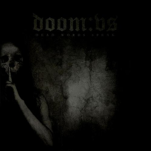 DOOM:VS - Dead Words Speak (2LP)