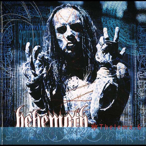BEHEMOTH - Thelema.6 (LP)