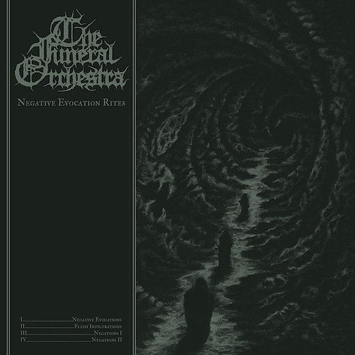THE FUNERAL ORCHESTRA - Negative Evocation Rites (LP)