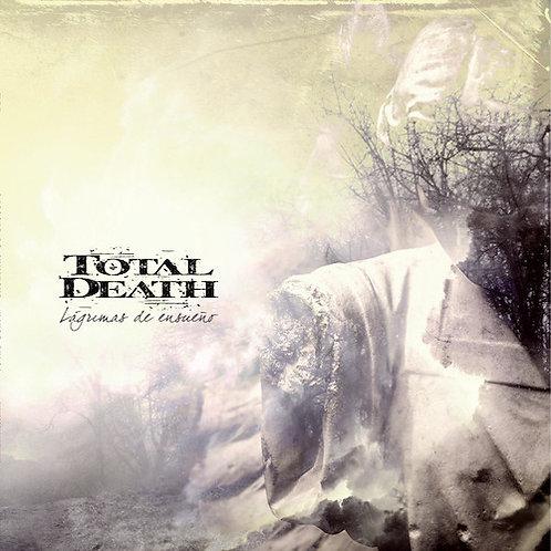 TOTAL DEATH - Lágrimas De Ensueño (LP Clear)