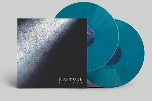 rapture futile blue vinyl