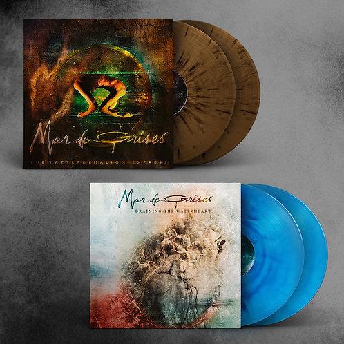 MAR DE GRISES - Vinyl Bundle (Color)