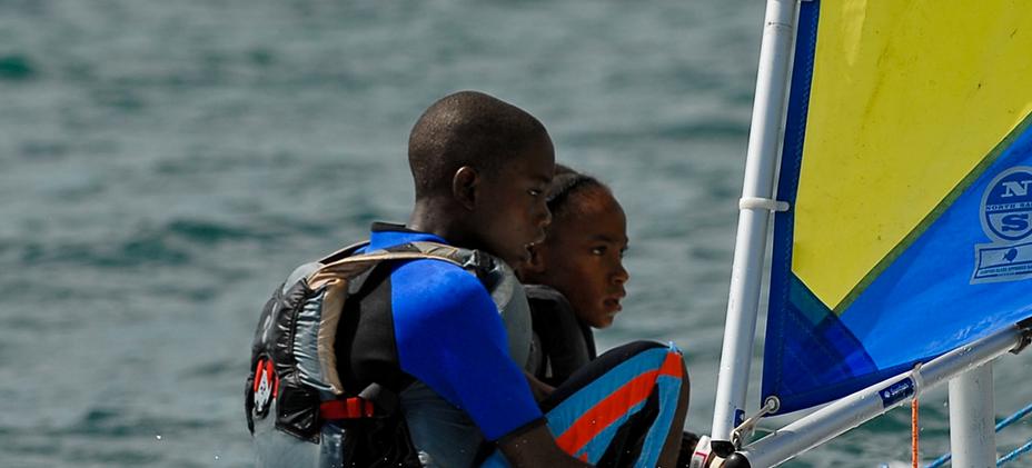 Bahamas National Sailing School - BAH-LASER-CHAMP