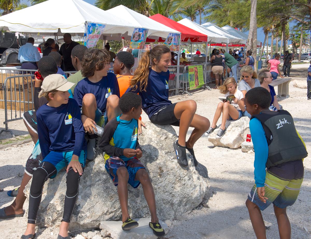 Bahamas National Sailing School
