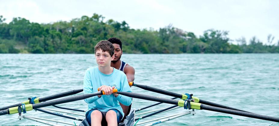 Nassau Rowing Club Report