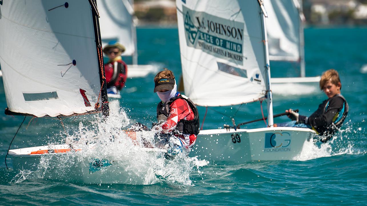 Bahamas National Sailing School - OPTI-NATIONALS-2018