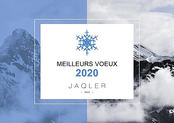 Carte de voeux Jaqler Group