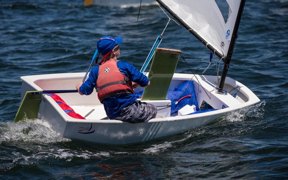 Bahamas National Sailing School - Zim_Pro_Opti