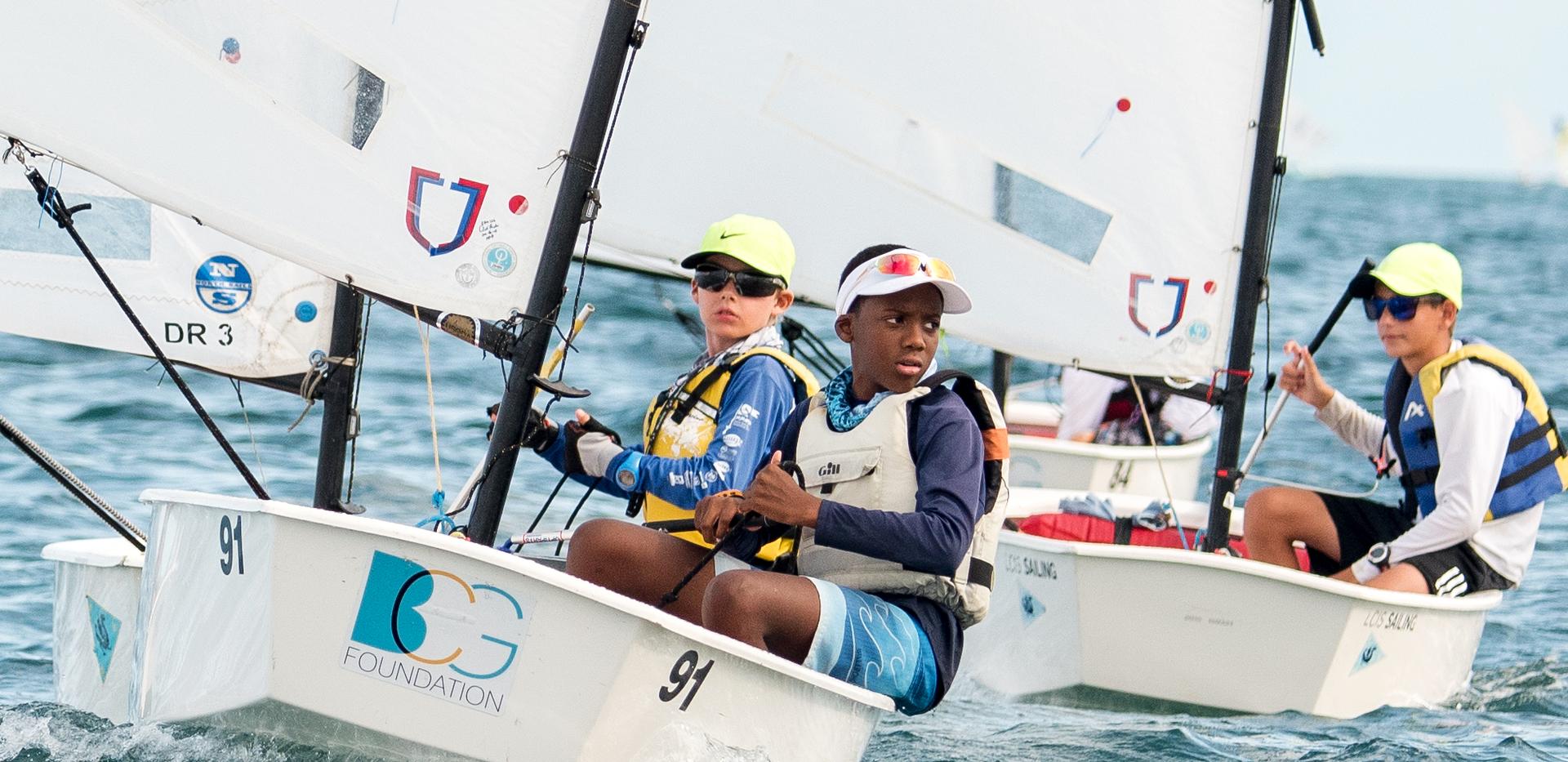 Bahamas National Sailing School - CECIL-COOKE-2018