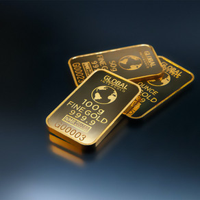 Gold Correction In Sight?