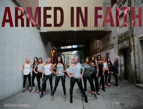 armed in faith