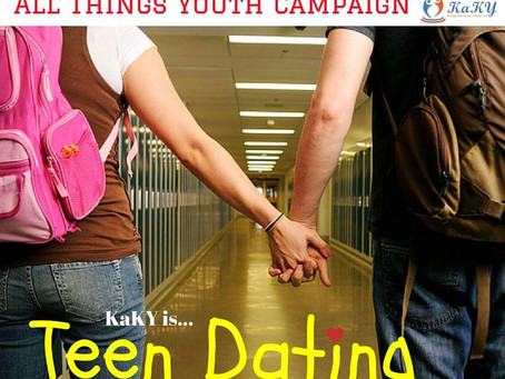 KaKY - All Things Youth Campaign...TEEN DATING facts